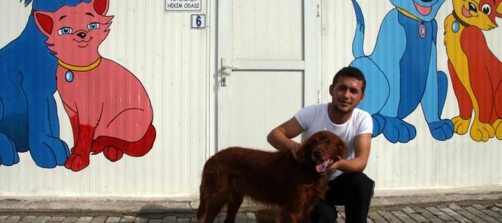 Vefalı Köpek Gorki, Sahibine Kavuştu