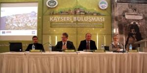 Tarihi Kentler Birliği 10. Yılını Kutladı