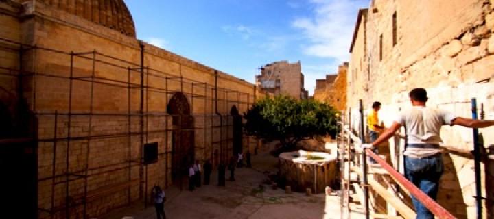 Mardin'de Koruma Çalışmaları Hızlandı