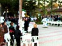 Bolu'nun Engelsiz Çay Bahçesi Yılın Her Ayı Hizmette