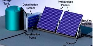 Güneş Enerjisiyle Su Arıtma