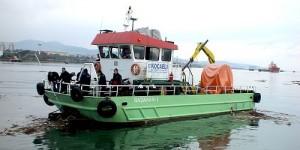 Körfez'den 202 Ton Atık Toplandı