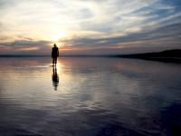 Tuz Gölü'nden Yansıyan Işık…
