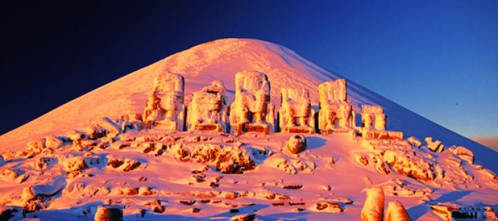 Kar, Kış, Nemrut