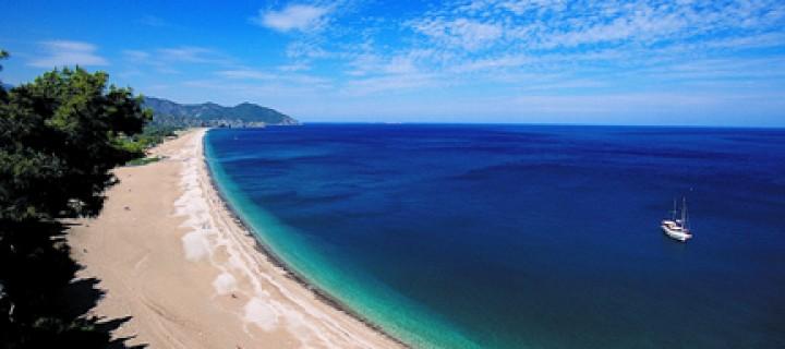 Dünyanın En Güzel Sahili; Çıralı