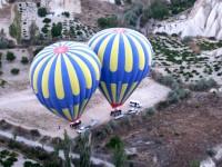 Kapadokya'da Balon Sefası