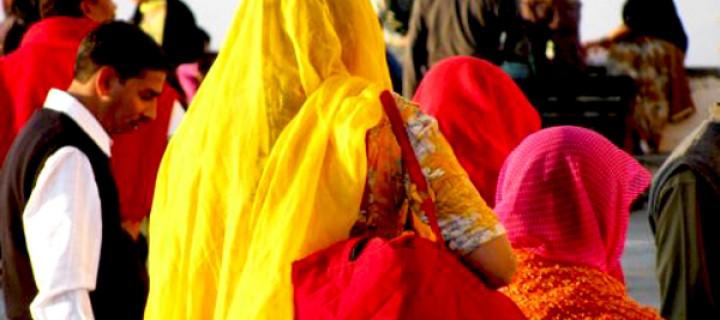 Bence Hindistan'ın Gerçek Işıkları ve Geleceği; Kadınları ve Çocukları