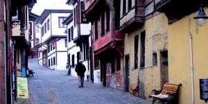 Eskinin Eskişehir'i Odunpazarı