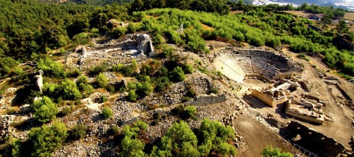 Dünyanın ilk kayıtlı – belgeli hayırseveri: Opramoas