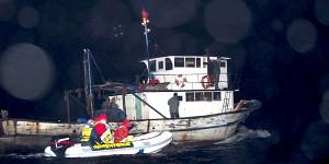 Boğazda Eylem: Yasa Dışı Balık Avına Son!