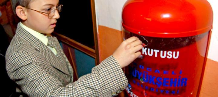 Kocaeli'de 2010'da, 16 Ton Elektronik Atık Geri Dönüştürüldü