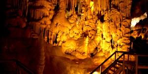Yeraltı Sarayı; Karaca Mağarası