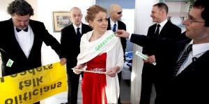 Danimarka'da Barışçıl Eyleme Orantısız Ceza İstemi
