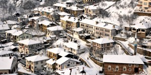 Göynük'te Kar Molası