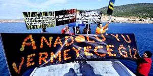 Büyük Anadolu Yürüyüşü'ne Akkuyu'dan Çağrı