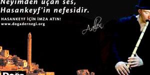 Mercan Dede: Neyimize Üflediğimiz, Hasankeyf'in Nefesidir