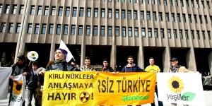 Dünya Nükleeri, Türkiye Nükleer Karşıtlarını Yargılıyor