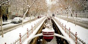 İncecikten Bir Kar Yağar Malatya'nın Üstüne