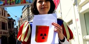 Gençler Nükleer Masal İstemiyor