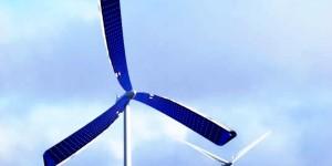 Solar Rüzgâr Türbini