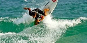 Bali'de Sörf …
