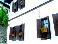 Safranbolu Evleri Çiçeklerle Süslendi