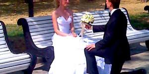 'Beyaz Geceler'de Evlenilir…