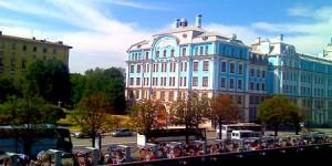 Kanallar ve Köprüler Şehri: St. Petersburg