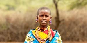 Afrika'da Kadın Olmak