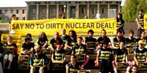 Nükleer Karşıtlarına Beraat!