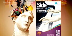 Side Sanat, Tarih ve Kültürle Buluşuyor…