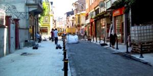 Mahalle Sakinleri, Yeldeğirmeni'ne Sahip Çıkıyor