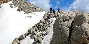 Bir Dağ Tırmanışı Öyküsü; Tunç Dağı