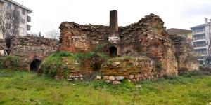 Demetrius Sarayı Onarılacak