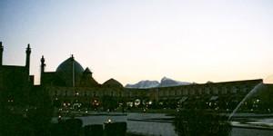 İsfahan'ın Çayhaneleri