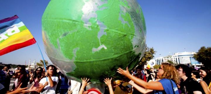 'İklimi Değil, Sistemi Değiştir!'