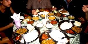 Hinduizm, Yemek Ve Hindistan