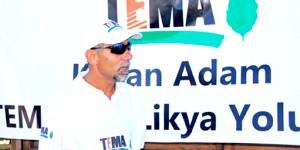 Koşan Adam TEMA için Likya Yolu'nda!