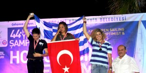 44. Balkan Açık Yelken Şampiyonası Sona Erdi