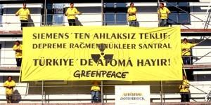 Nükleerden Siemens'te Vazgeçiyor