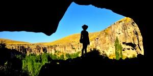 Kapadokya'da Gölge Oyunları