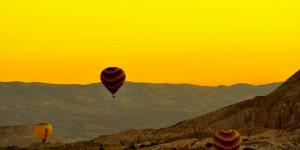Kapadokya'nın Balonları