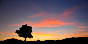Akşam, Güz, Günbatımı