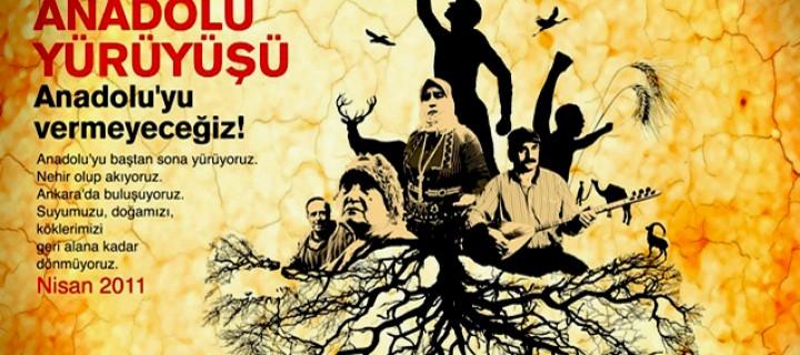 Anadolu'yu Vermeyeceğiz Davasına Çağrı