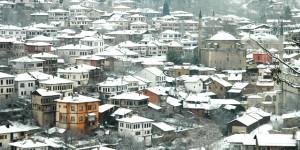 Sırtçantam Yeni Yıla Safranbolu Yörük Köyü'nde Girecek