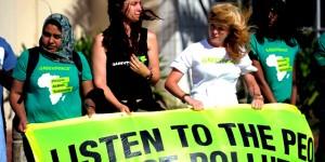 Greenpeace'nin İklim İçin Eylemleri Sürüyor