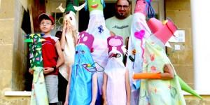 'Sanat, Yaratıcılık, Yetenek ve Çocuklar'