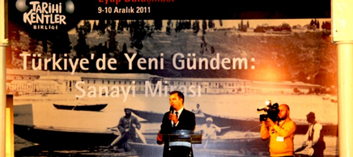 Türkiye'de Yeni Gündem: Endüstri Mirası