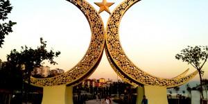 Paris'in Eyfel Kulesi Varsa, Darıca'nın Gönül Birliği Kapısı Var