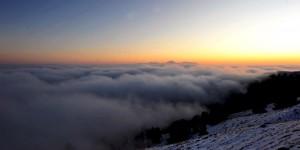 Bulutların Üzerinden